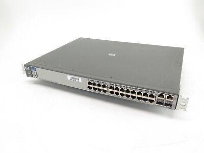 HP J4900A ProCurve 2626 24-Port Switch 90 Day Warranty 100/% Tested