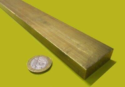 """360 Brass Flat Bar 3//16/"""" Thick x 2 1//2/"""" Wide x 72.0/"""" Length"""