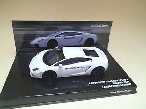 Minichamps-1-43-436103801-Lamborghini-Gallardo-LP-560-4-White-2008-OVP-Neuware