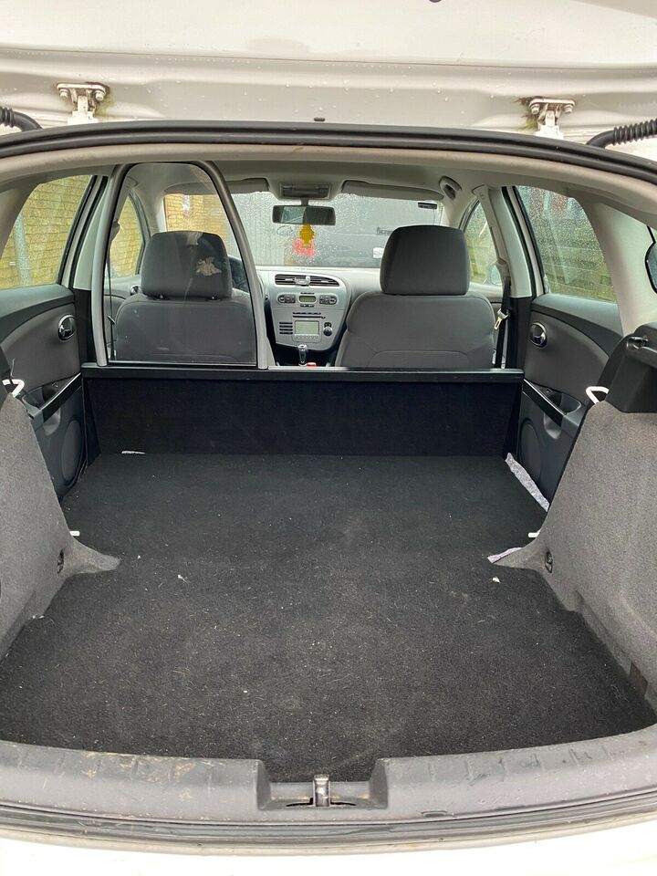 Seat, Leon, 1,9 TDi 105 Stylance Van