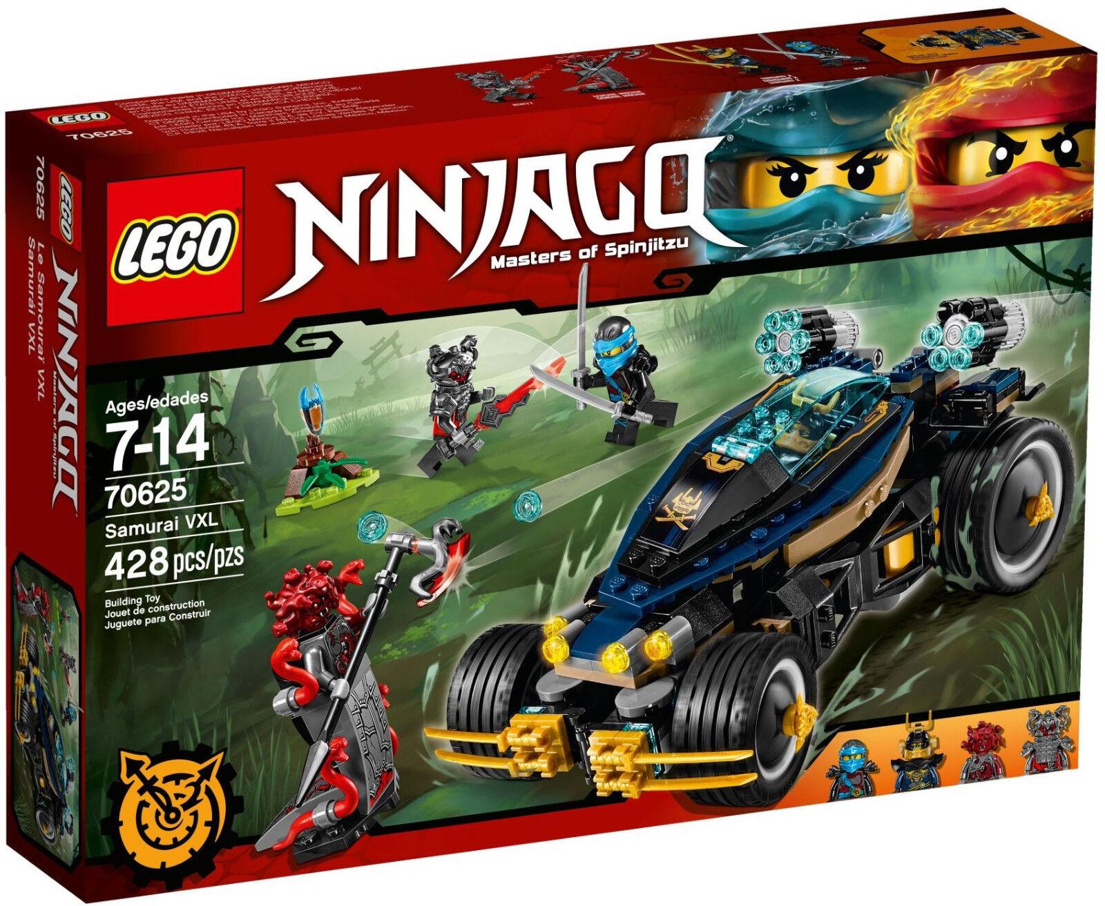 LEGO® 70625 Ninjago Samurai Turbomobil NEU + OVP + Ungeöffnet  Reihe 70588 70731