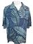 Tommy-Bahama-Men-Hawaiian-ALOHA-shirt-pit-to-pit-26-XL-blue-camp-luau-vintage thumbnail 1