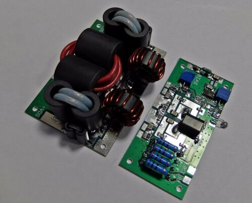 RF Power Supply for ICP Purposes - Fusor Forums