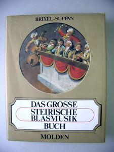Das-grosse-steirische-Blasmusikbuch-1981-Blasmusik-Steiermark-Blasmusikkapellen