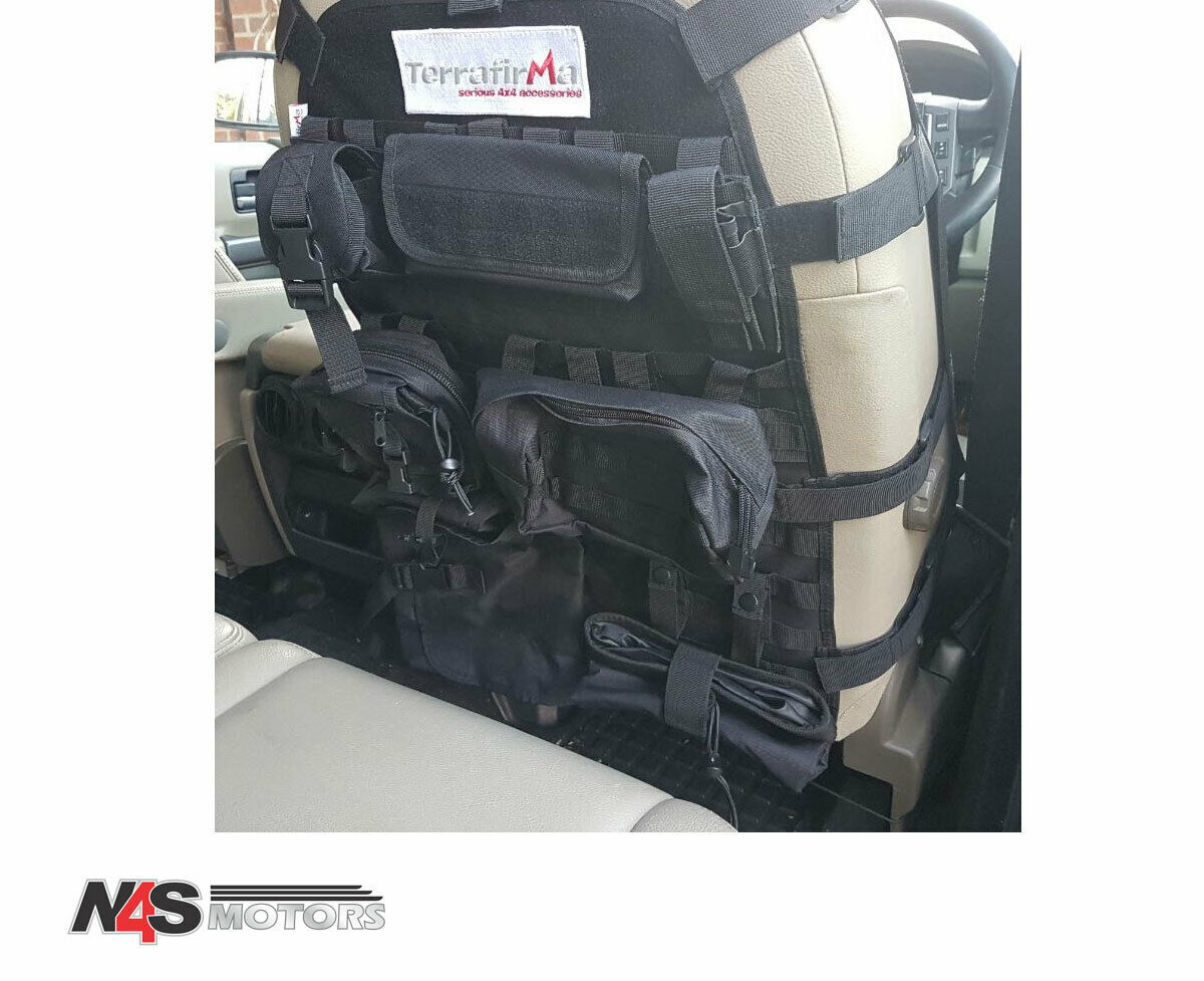 Image 1 - TERRAFIRMA TACTICAL UNIVERSAL SEAT COVER. PART - TF1200