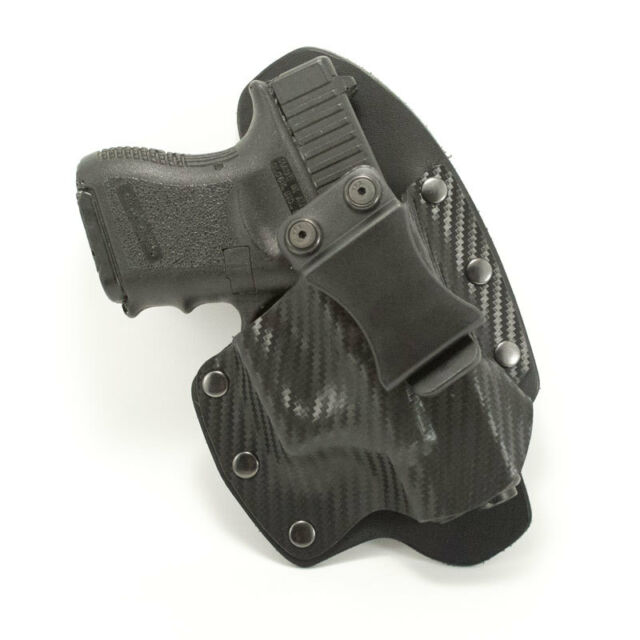 RUGER Single Clip Kydex /& Leather IWB Hybrid Concealed Carry Holster