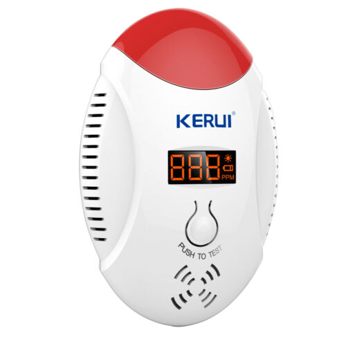 WIFI Keypad PIR//Door Sensor Wired Siren Alarm accessories for Alarm System