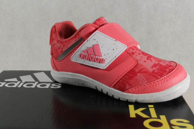 official photos bf267 21127 best service Adidas Enfants Chaussures De Sport De Courses LL - bottes rose  NEUF .. new cheap ...
