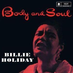 Billie-Holiday-Body-amp-Soul-New-Vinyl-LP