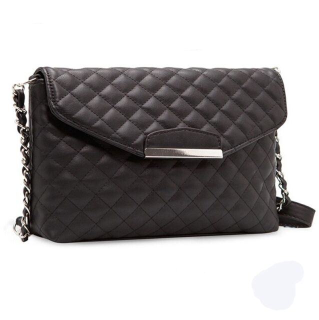 NEW Women Leather Shoulder Bag Clutch Handbag Messenger Ladies Tote Purse Hobo
