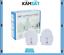 Monitor de bebé Audio PNI B5500 inalámbrico Vox y función de buscapersonas rango 100m Intercomunicador
