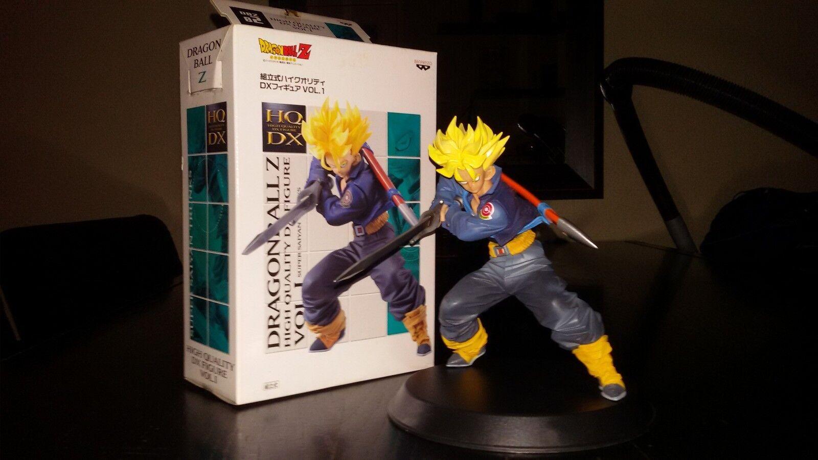 Dragonball Z High Quality DX HQDX HQ DX collection collection collection of 10 figures with 10 boxes 5660a8