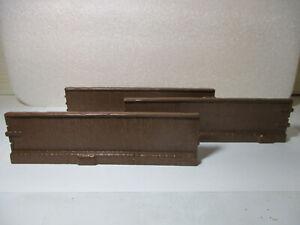 Playmobil-3-x-cloture-en-bois-barriere-3287-3652-Chevalier