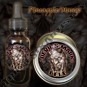Devil-039-s-Mark-Lele-Beard-Balm-Beard-Oil-by-Triple-Six-Artistry-Pineapple-Mango