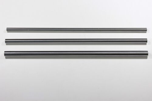 Linear Motion,CNC 300mm Linear Round Rail with SHF End Supports,Sizes 8,10,12mm