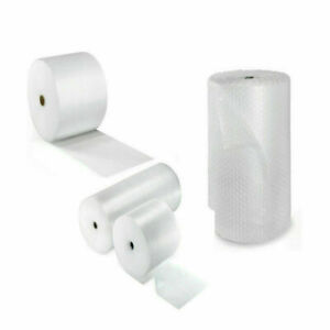 UK Packaging Small Bubble Wrap Cushioning Removal Rolls Width 300 500 750 1000mm