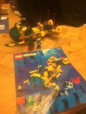 CRYSTAL EXPLORER SUB #6175 - Near Complete - LEGO AQUAZONE - 1995