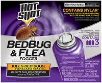 Insect Spray Fogger Killer Bed Bug Flea Lice Tick Indoor Home Bath Carpet 3 Pack