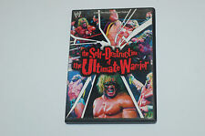 The Self-Destruction of the Ultimate Warrior (DVD, 2005, 1-Disc Set)