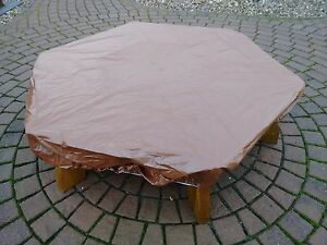 Abdeckhaube-fuer-Sandkiste-200-cm-PVC-mit-Gummizug-braun