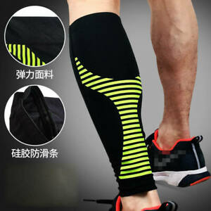 Elastic-Calf-Compression-Sleeve-Support-Leg-Running-Sock-Medical-Stretch-Guard