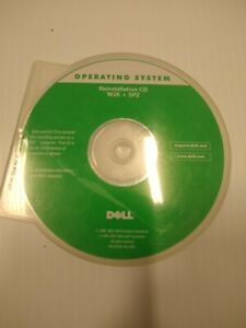 Dell-W2K-amp-SP2-Operating-System-CD