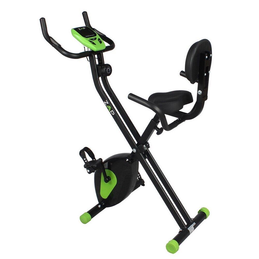 Zaap Fitness Pliable Pliable Fitness X-bike Allongée Debout Exercice Vélo 7486d9