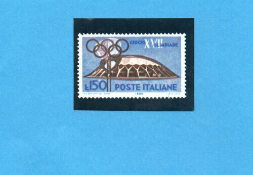 OLYMPIA 1896-1972-PANINI-Figurina n.46-B Rec Riproduzione francobollo