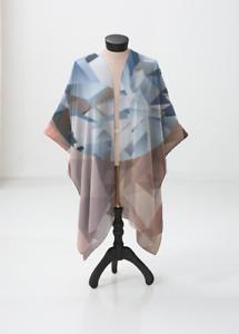 Wrap Artist Vida Sheer One Print Size w10g7Sq6