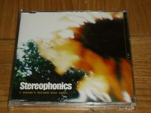 Stereophonics  I wouldn039t believe your radio  2XCD Single  NM ex shop stock - Bideford, United Kingdom - Stereophonics  I wouldn039t believe your radio  2XCD Single  NM ex shop stock - Bideford, United Kingdom