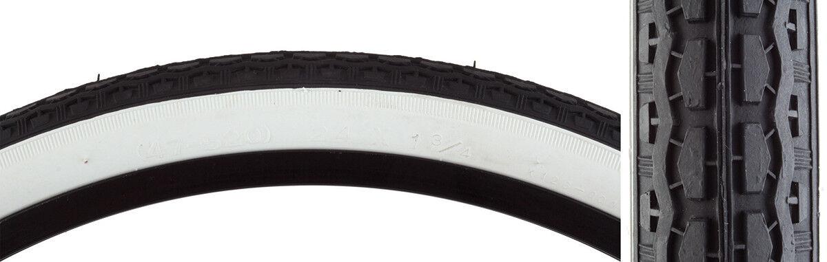 24 X 1 3 4 White Wall S-7 Schwinn Bike Bicycle tire 3 Tires 3 Tubes 3Rim Strips