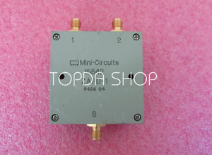 450-1100MHz one sub-two power unit ZAPD-1 + Mini-Circuits power splitter