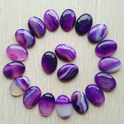 Natural blue stripe agate stone round CAB CABOCHON Beads 20pcs//lot Wholesale