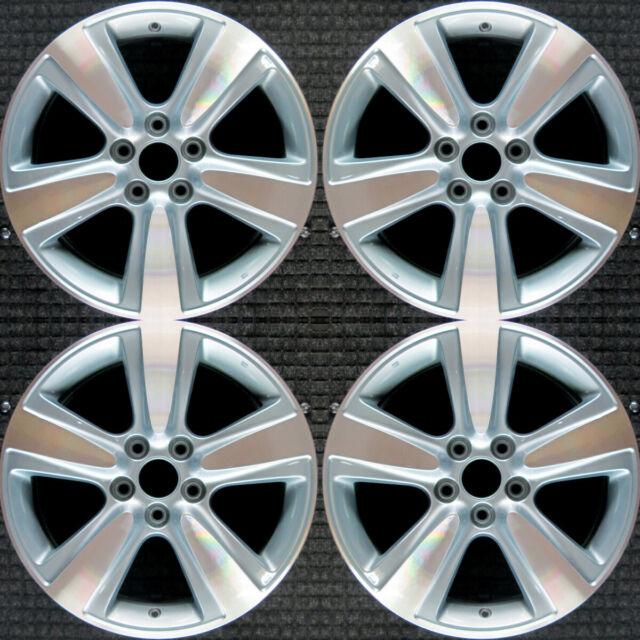 Wheel Rim Acura MDX 18 2010-2013 42700STXA32 OEM Factory