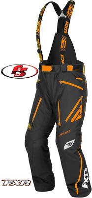 2019 FXR Men/'s Mission FX Snowmobile Jacket Black//Hivis//Orange MD LG XL 2XL 3XL