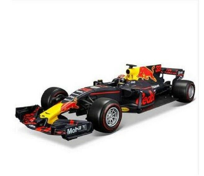 BBURAGO 1 18 INFINITI Red Bull RB13 FORMULA 1 F1 Max Verstappen Model CAR