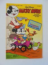 Micky Maus - Heft Nr. 16 von 1976 - Comic / Z. 1-2/2 (mit Beilage)