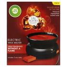 Air Wick Mulled Wine by The Fire Electric Wax Melter 33 G 60 Hours of Fragrance