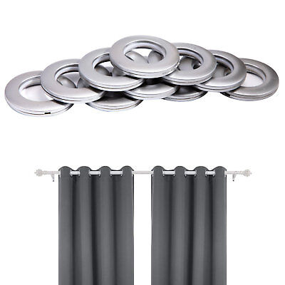 Grommets Silver Eyelets Washers Rust Proof Fabric Curtains