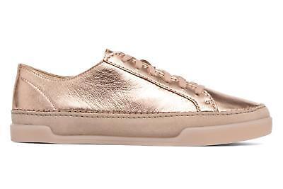 Damen Clarks Hidi Holly Sneaker Rosa | eBay