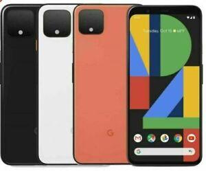 Google-Pixel-4-64GB-128GB-Unlocked-Verizon-AT-amp-T-T-Mobile-Straight-Talk