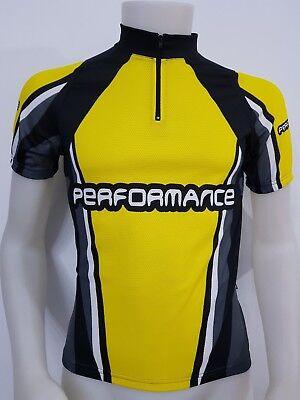 Loyaal Maglia Shirt Ciclismo Threeface Performace Tg.12/13 Anni Italy Giro Strada Mb456
