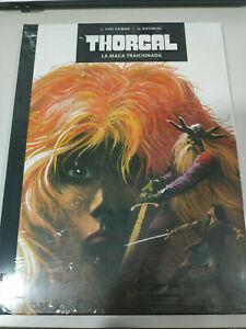 Thorgal-La-Maga-Traicionada-J-Van-Hamme-Rosinski-Comic-Libro-Tapa-Dura-Nuevo-5T