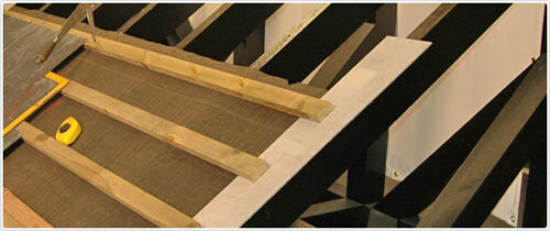 UndercloakSoffit Fibre Cement Board1200mm x 150mm x 3.2mm