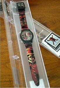 Pirates-of-the-Caribbean-World-s-End-Souvenir-Watch-WDW-Limited-Edition-NEW