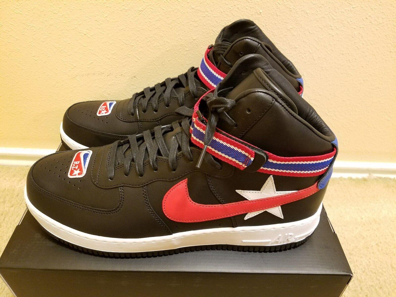 Nike Air Force 1 High x Riccardo Tisci AQ3366 001 sz 14 100% Authentic NEW