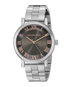 5bdc23858aa New Michael Kors MK3559 Women s Norie Stainless Steel Watch ...