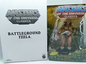 MOTUC-Masters-of-the-Universe-Classics-Battleground-Teela-Loose-w-box-complete