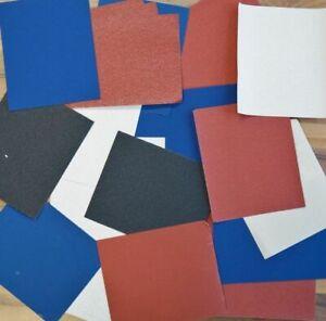 1kg-Schleifpapier-230-x-280-mm-Bosch-Wolfcraft-Klingspor-versch-Koernung