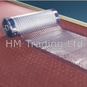 Image Is Loading Custom Cut Anti Slip Textured Carpet Protector Roll